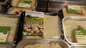 Mashed Potatoes to Go
